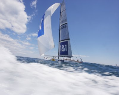 News vom America´s Cup