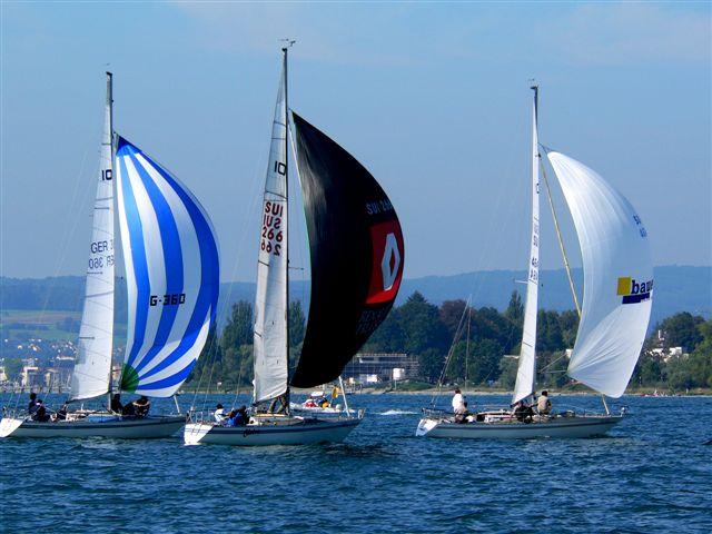 Worldcup 2021 IOI  im September beim Yacht Club Sipplingen